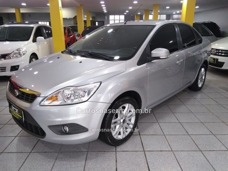 focus 2.0 glx sedan 16v flex 4p automatico 2013 caxias do sul