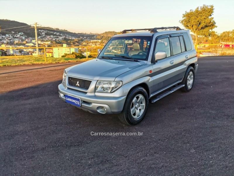 PAJERO TR4 2.0 4X4 16V 131CV GASOLINA 4P AUTOMÁTICO - 2007 - SãO MARCOS
