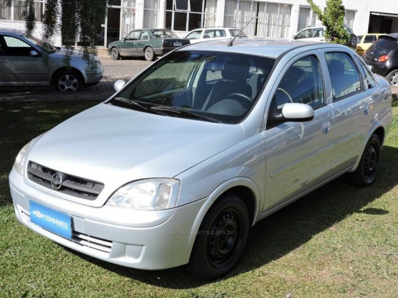 corsa 1.0 mpfi vhc sedan 8v gasolina 4p manual 2004 sao marcos