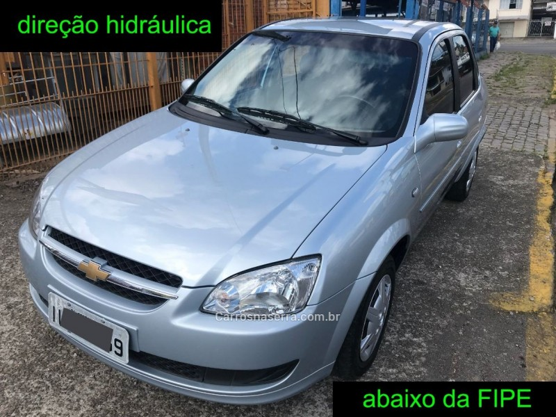 CLASSIC 1.0 MPFI LS 8V FLEX 4P MANUAL - 2013 - CAXIAS DO SUL
