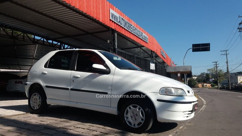 palio 1.0 mpi fire 8v flex 4p manual 2002 caxias do sul