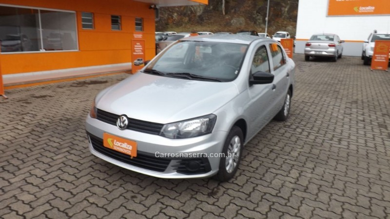 voyage 1.6 mi trendline 8v flex 4p manual 2018 caxias do sul