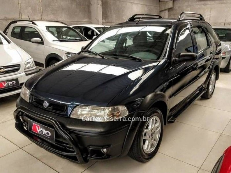 palio 1.8 mpi adventure weekend 8v gasolina 4p manual 2003 caxias do sul