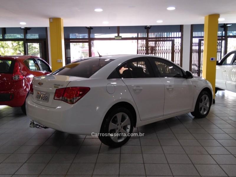 CRUZE 1.8 LT 16V FLEX 4P AUTOMÁTICO - 2014 - CAXIAS DO SUL