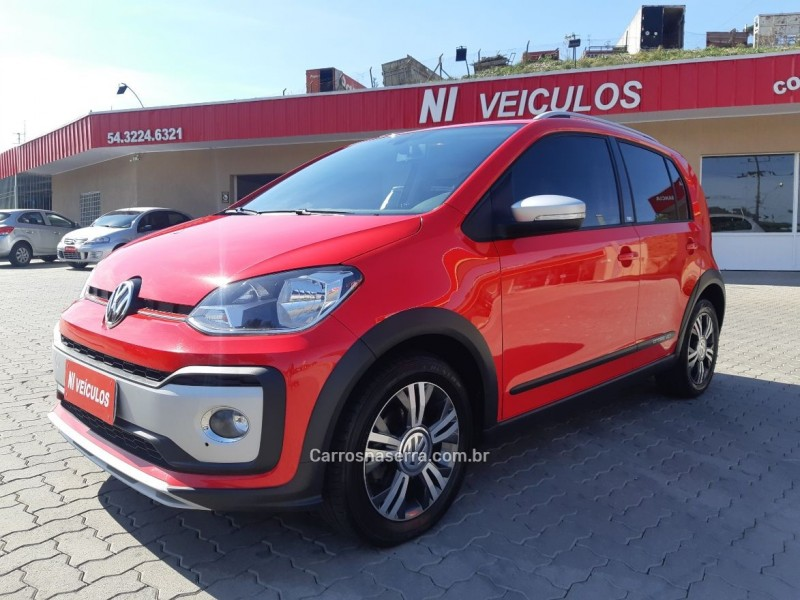 up 1.0tsi cross 12v flex 4p manual 2018 caxias do sul