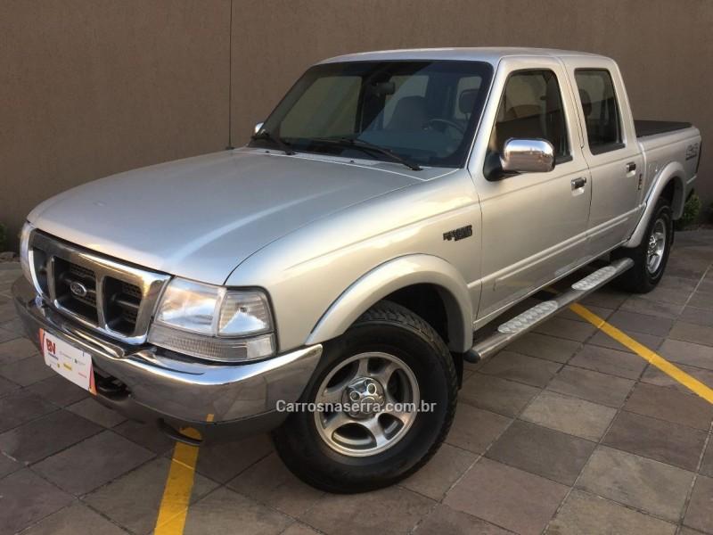 ranger 2.8 xlt limited 4x4 cd 8v turbo intercooler diesel 4p manual 2004 caxias do sul