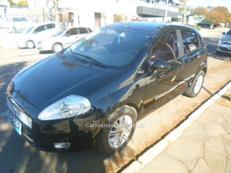 punto 1.4 elx 8v flex 4p manual 2008 bento goncalves