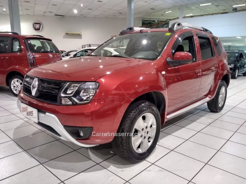 duster 1.6 dynamique 4x2 16v flex 4p manual 2016 caxias do sul