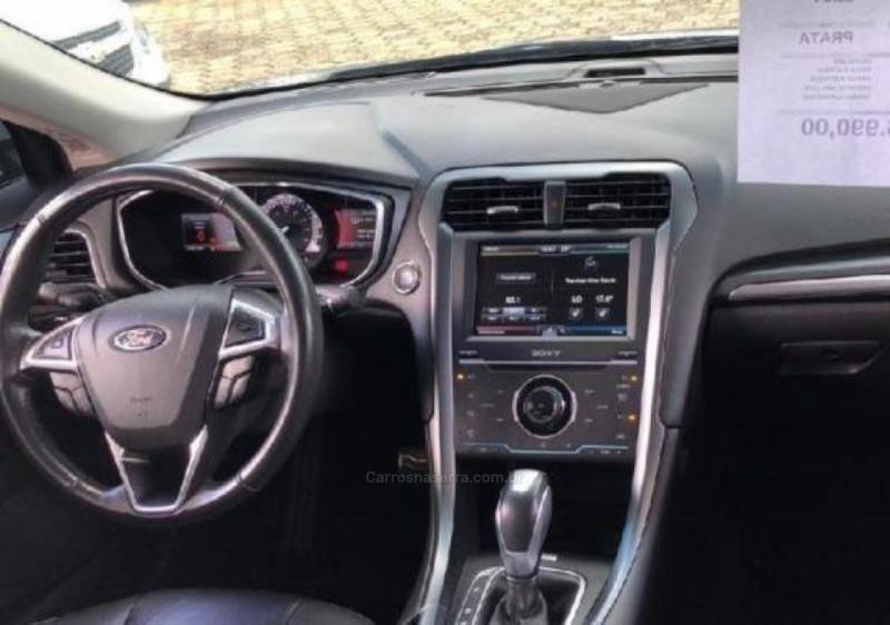 FUSION 2.0 TITANIUM GTDI ECOBOOST AWD AUTOMÁTICO - 2014 - GUAPORé