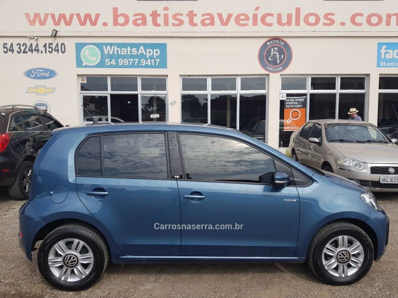 up 1.0 tsi move up 12v flex 4p manual 2018 sao francisco de paula