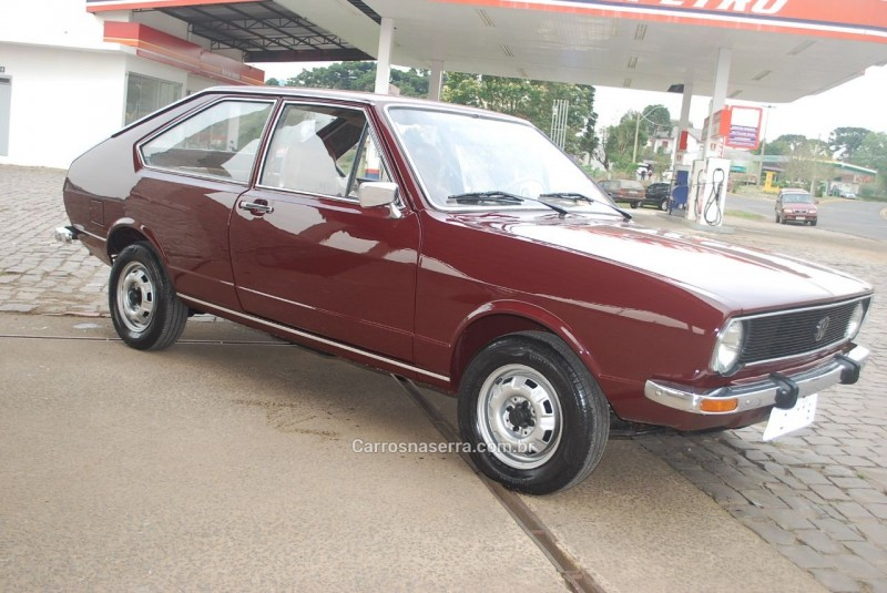 PASSAT 1.5 LS 8V GASOLINA 2P MANUAL - 1978 - SãO FRANCISCO DE PAULA