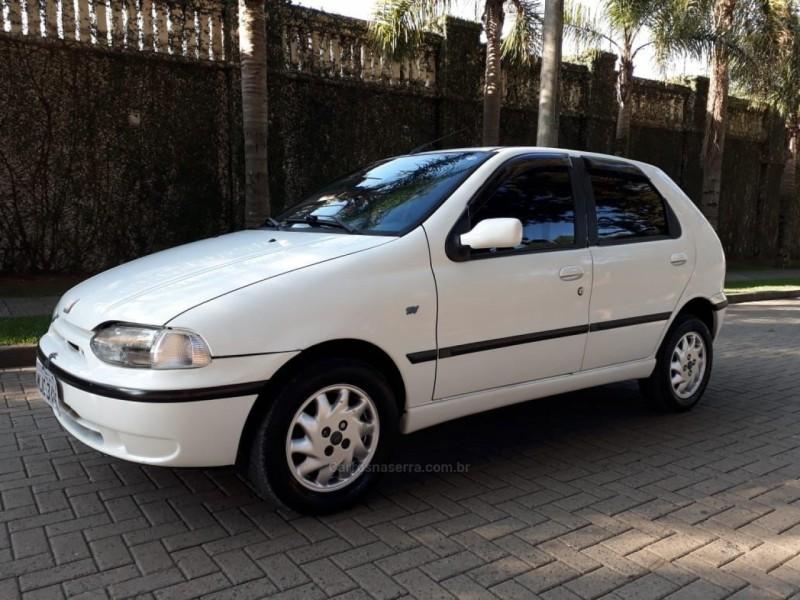palio 1.6 mpi 16v gasolina 4p manual 1997 caxias do sul