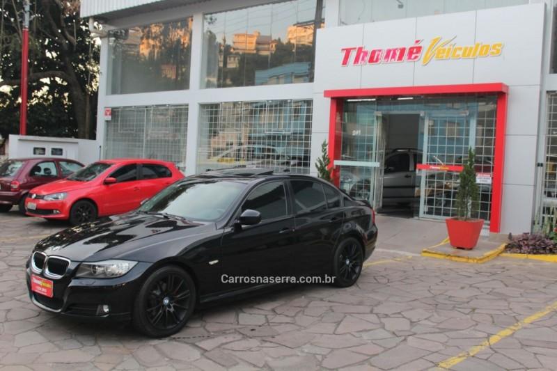 320i 2.0 top 16v gasolina 4p automatico 2010 caxias do sul