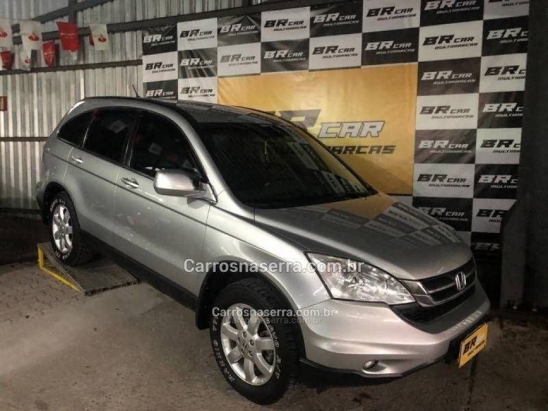 crv 2.0 exl 4x2 16v gasolina 4p automatico 2010 caxias do sul