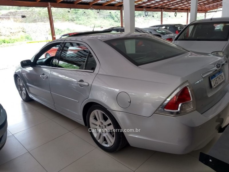 fusion 2.3 sel 16v gasolina 4p automatico 2006 farroupilha