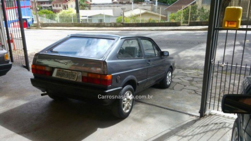 gol 1.6 cl 8v gasolina 2p manual 1989 caxias do sul