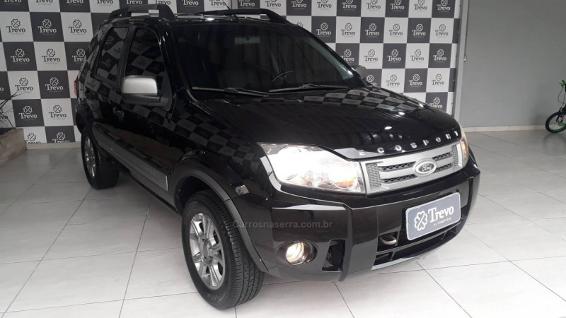 ecosport 1.6 freestyle 8v flex 4p manual 2012 taquara