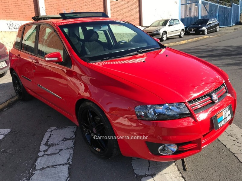 stilo 1.8 mpi sporting 8v flex 4p manual 2009 caxias do sul