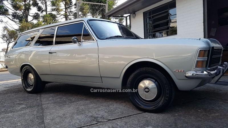 CARAVAN 4.1 COMODORO 12V GASOLINA 2P MANUAL - 1979 - CAXIAS DO SUL
