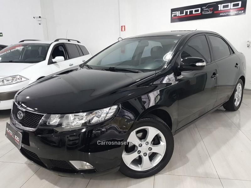 cerato 1.6 ex2 sedan 16v gasolina 4p automatico 2011 caxias do sul