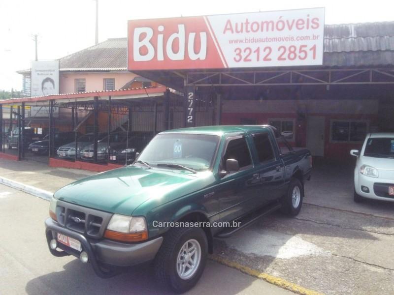 ranger 2.5 xl 4x2 cd 8v turbo intercooler diesel 4p manual 2000 caxias do sul