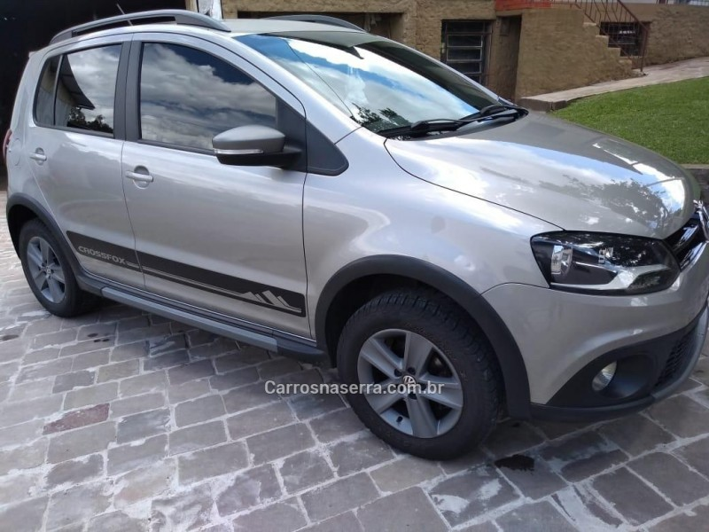 crossfox 1.6 mi flex 8v 4p manual 2012 veranopolis