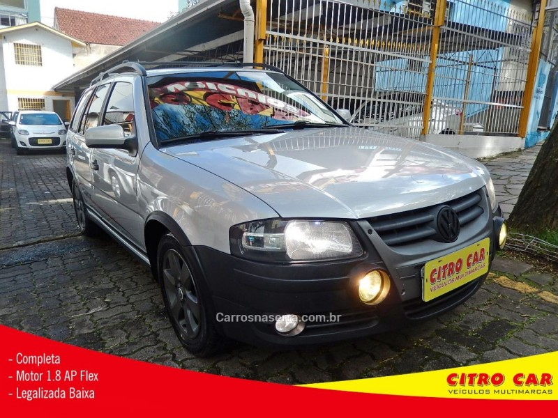 parati 1.8 mi surf 8v flex 4p manual g.iv 2009 caxias do sul