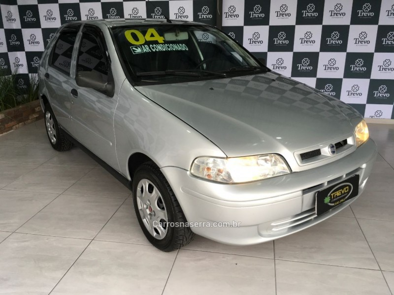 palio 1.0 mpi trofeo fire 8v flex 4p manual 2004 taquara