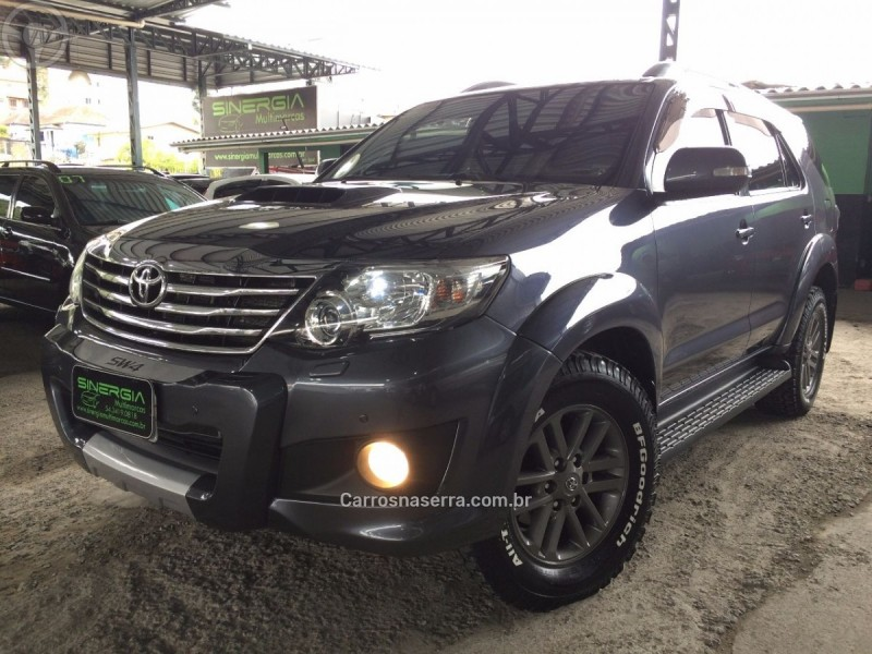 hilux sw4 3.0 srv 4x4 16v turbo intercooler diesel 4p automatico 2013 caxias do sul