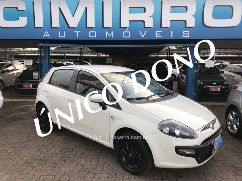 punto 1.4 attractive italia 8v flex 4p manual 2015 igrejinha