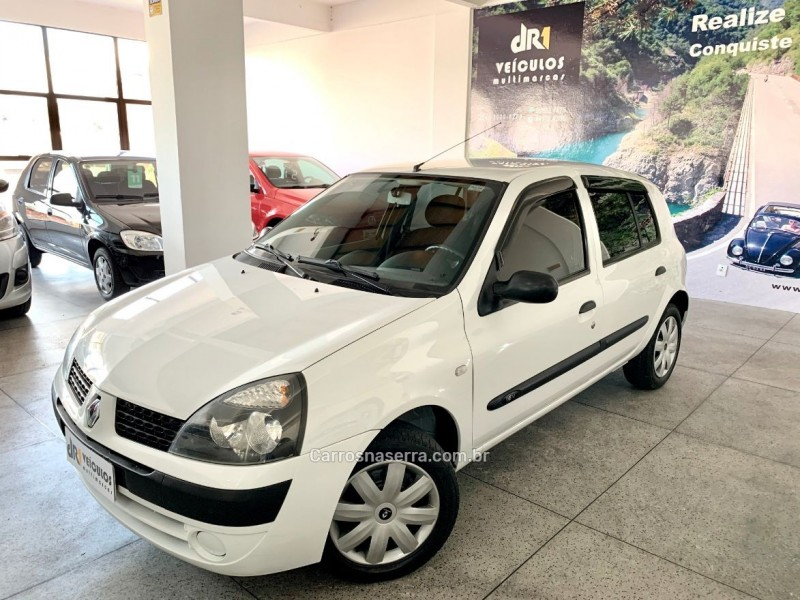 clio 1.0 expression 16v gasolina 4p manual 2003 caxias do sul