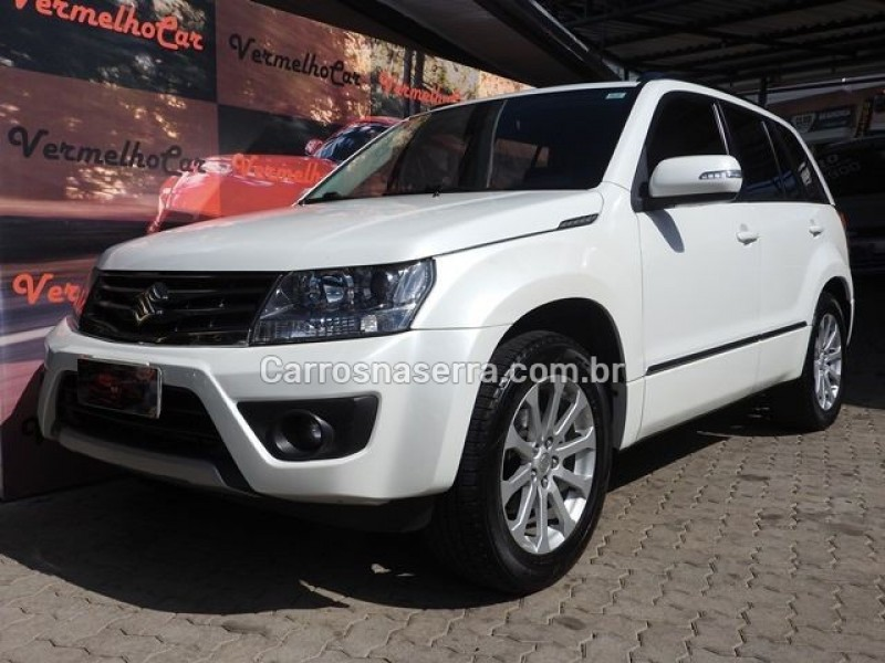 grand vitara 2.0 limited edition 4x2 16v gasolina 4p automatico 2014 caxias do sul
