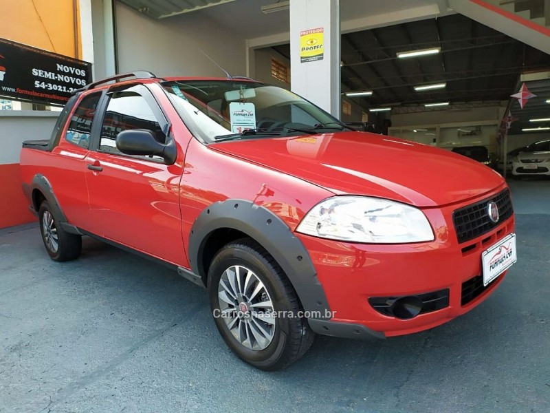 strada 1.4 mpi working cd 8v flex 2p manual 2012 caxias do sul