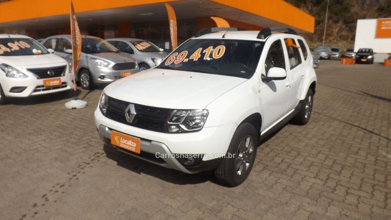 duster 2.0 dynamique 4x2 16v flex 4p automatico 2019 caxias do sul