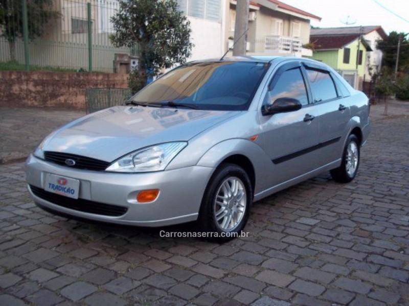 focus 2.0 fc 16v gasolina 4p manual 2001 caxias do sul