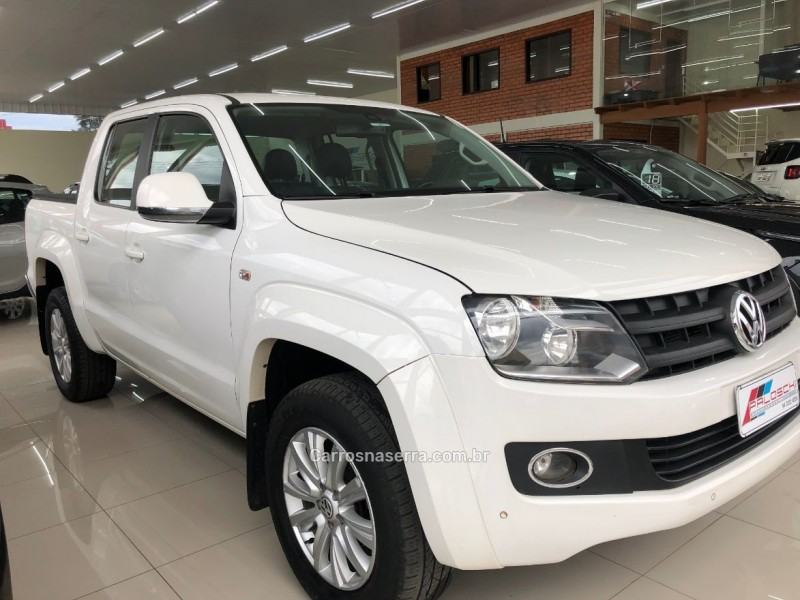 amarok 2.0 highline ultimate 4x4 cd 16v turbo intercooler diesel 4p automatico 2013 vacaria