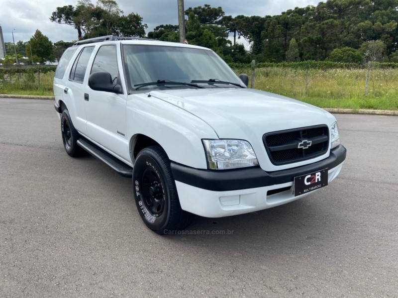 blazer 2.4 mpfi advantage 4x2 8v flex 4p manual 2008 caxias do sul