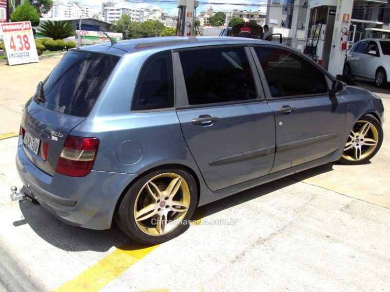 stilo 1.8 mpi 8v gasolina 4p manual 2004 caxias do sul