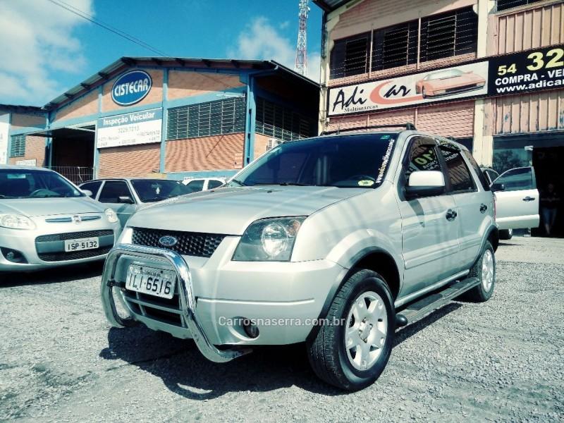 ecosport 1.6 xl 8v gasolina 4p manual 2004 caxias do sul