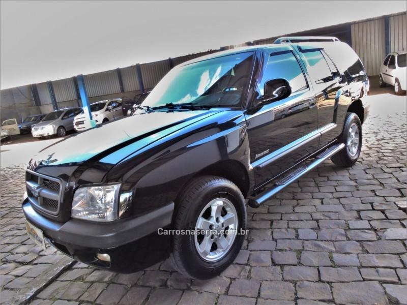 blazer 2.4 mpfi advantage 4x2 8v gasolina 4p manual 2008 vacaria