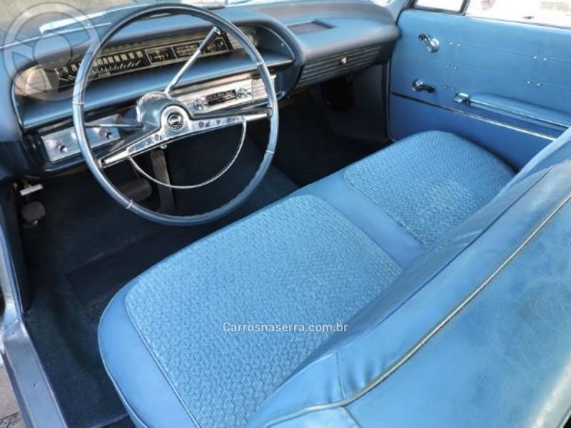 IMPALA 7.0 SS V8 GASOLINA 2P AUTOMÁTICO - 1963 - SãO MARCOS