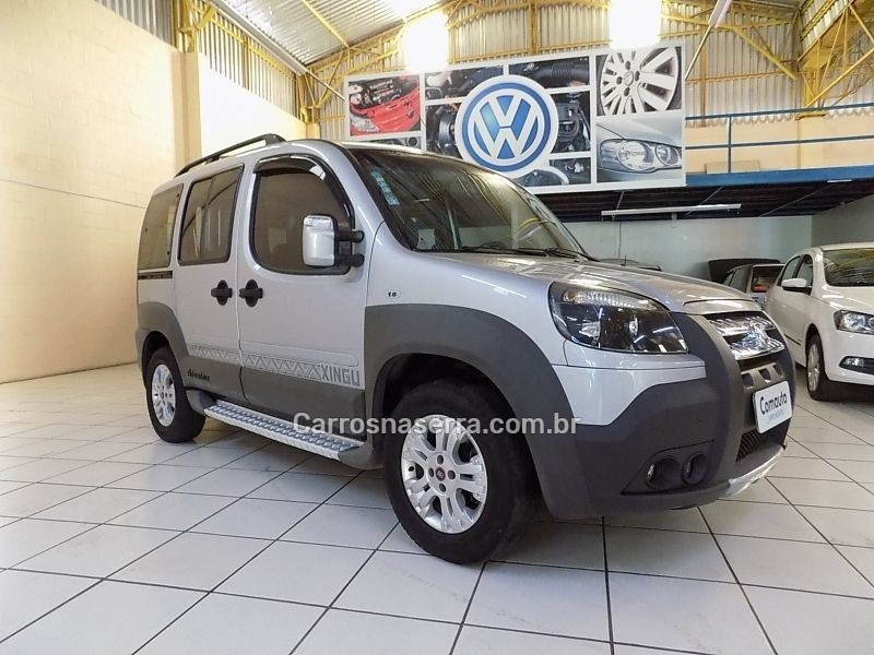 doblo 1.8 mpi adventure xingu 16v flex 4p manual 2013 bom principio