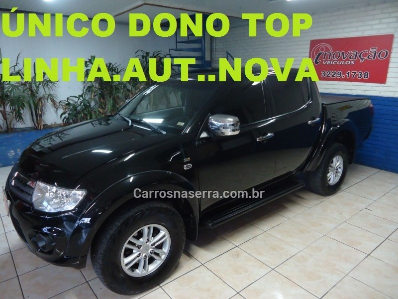 l200 triton 3.2 hpe 4x4 cd 16v turbo intercooler diesel 4p automatico 2014 caxias do sul