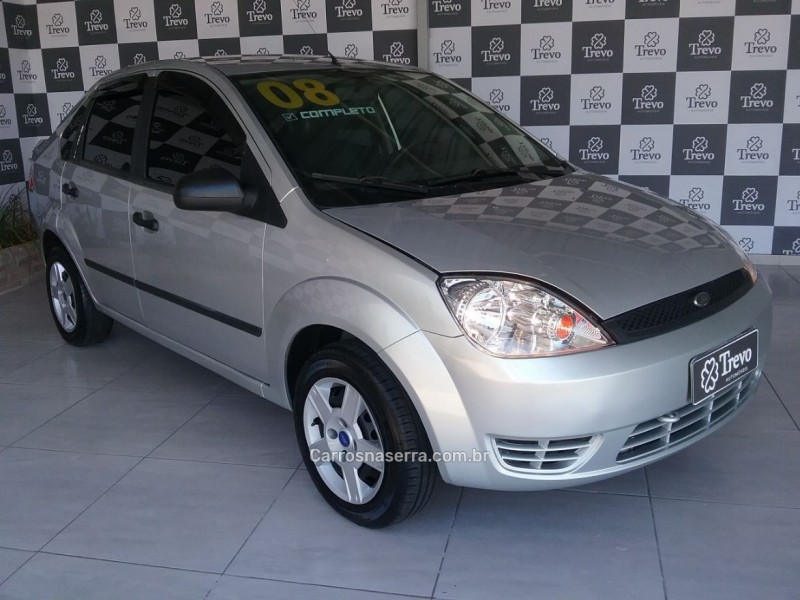 fiesta 1.6 mpi class sedan 8v flex 4p manual 2007 taquara