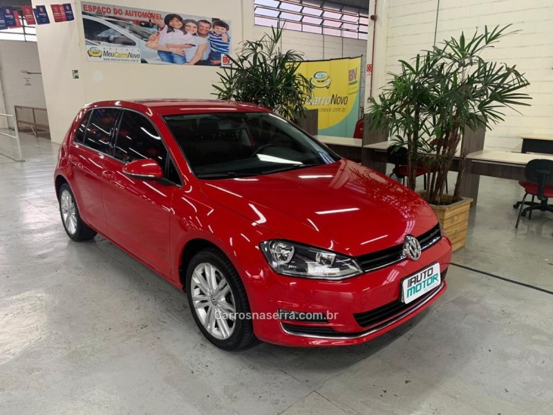 golf 1.4 tsi highline 16v total flex 4p tiptronic 2015 caxias do sul