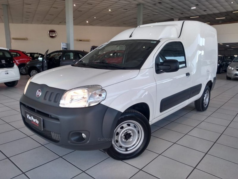 fiorino 1.4 hard working furgao evo 8v flex 2p manual 2020 bento goncalves