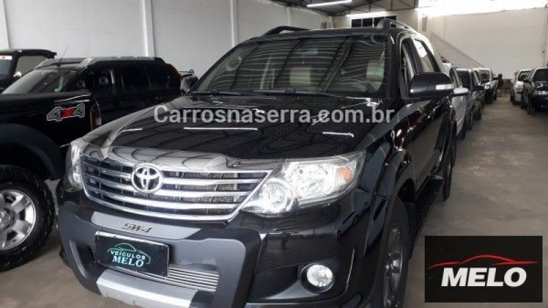 hilux sw4 3.0 srv 4x4 cd 16v turbo intercooler diesel 4p automatico 2013 vacaria