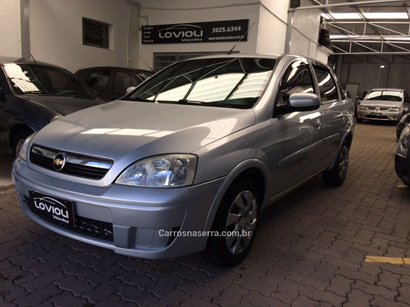 corsa 1.4 mpfi premium sedan 8v flex 4p manual 2008 caxias do sul