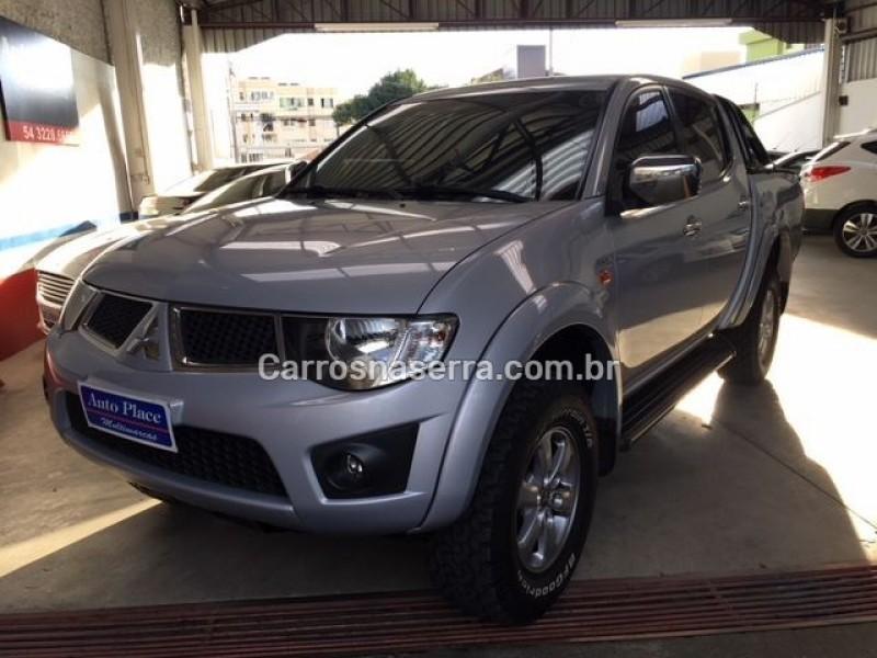 l200 triton 3.2 hpe 4x4 cd 16v turbo intercooler diesel 4p manual 2012 caxias do sul