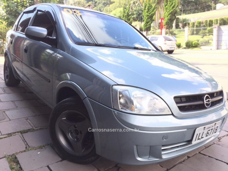 corsa 1.0 mpfi maxx 8v gasolina 4p manual 2003 caxias do sul